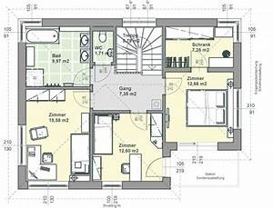 plan de maison moderne gratuit With plan gratuit maison contemporaine