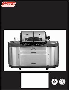 Coleman Gas Grill 7700 Series User Guide