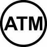 Atm Icon Svg Transparent Onlinewebfonts Eps Background