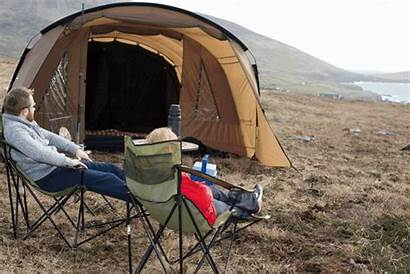 Tent Luxurious Camping Tents Gifs Animated Outdoors
