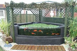 Garden pond viewing window - Leaders in Aquarium Technology