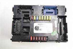 Fiat 500x 2 0 D 2015 Lhd Fuse Box Relay Module With Fuses 00520060930