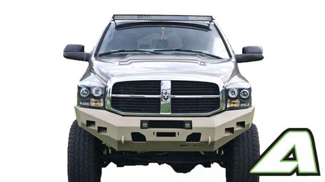 dodge ram light bar 02 08 dodge ram 1500 apoc roof mount for 52 quot curved led
