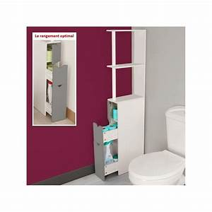 meuble pour toilette castorama maison design bahbecom With meuble wc castorama
