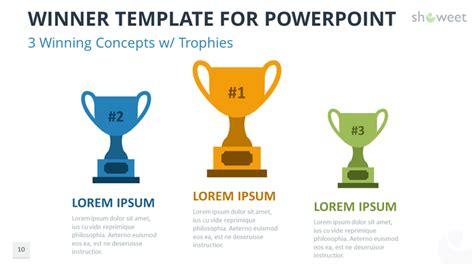 ganadores plantillas  powerpoint