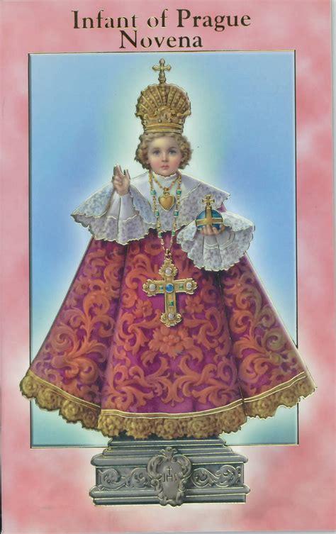 Infant Of Prague Novena Prayer Book With Prayers 12 2432
