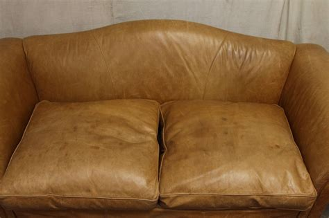 down filling for sofa cushions 1950s oversized french leather sofa with down filled