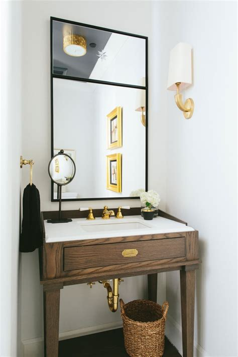 impactful powder room ideas  architectural digest
