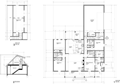 Sample New Home Floor Plans