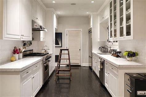 galley style kitchen with island kitchen design kitchen makeover ideas for small kitchen