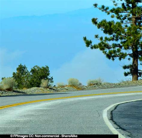 road trip idea angeles crest highway scenic drive road trip ideas in southern california