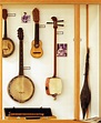 File:Plucked string instruments (4) Timple, Charango ...