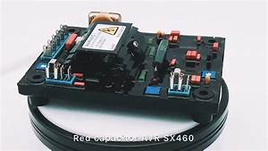 Controlled Thyristor Type Automatic Voltage Regulator Avr