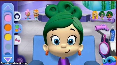 Bubble Guppies Good Hair Day Youtube