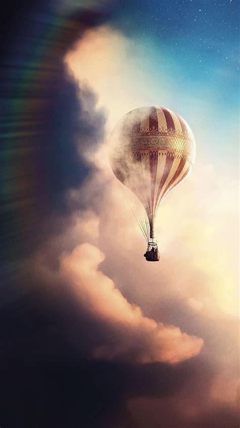 wallpaper  aeronauts adventure hot air balloon