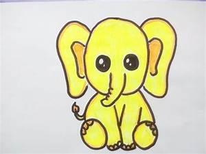 Bilder Zeichnen Für Anfänger : kawaii bilder tutorial einen elefant malen zeichnen lernen f r anf nger youtube ~ Frokenaadalensverden.com Haus und Dekorationen