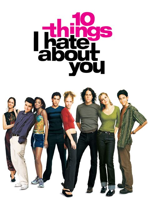 Rated Or Dated 10 Things I Hate About You  Standard Issue