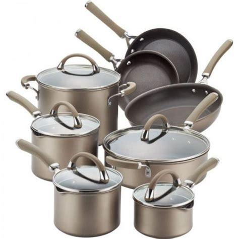costco pans stick non pan sets pots kirkland induction cookware kitchen