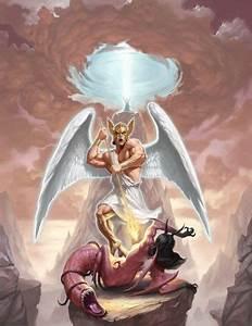 Ange Et Demon : ange contre demon ~ Medecine-chirurgie-esthetiques.com Avis de Voitures