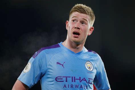 Kevin De Bruyne hints he could QUIT Man City if Champions ...