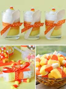 themed outdoor decor candy corn dog themed recipes