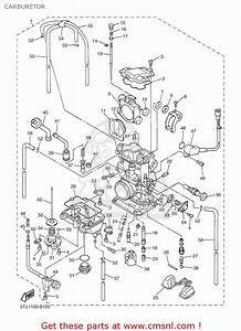 Yamaha Wr450f 2003  3  Usa Carburetor