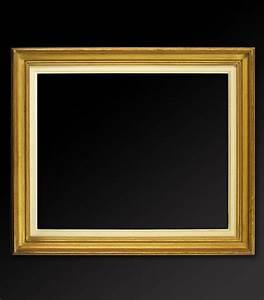 Cadre Marie Louise : cadre tableau dor la feuille avec marie louise ~ Melissatoandfro.com Idées de Décoration