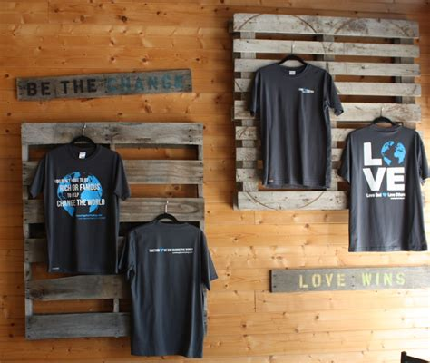 displaying our new t shirts display ideas pinterest