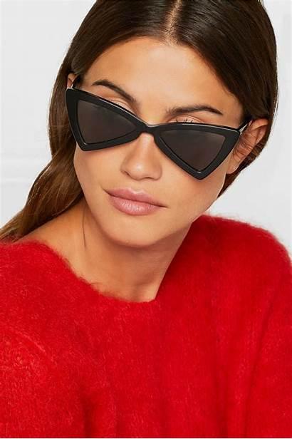 Sunglasses Laurent Saint Eye Cat Jerry Acetate