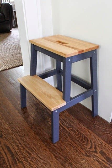 ikea bekvam step stool hack  kids danks  honey