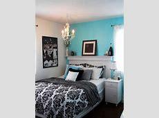 Bedroom, 8 Fresh and Cozy Tiffany Blue Bedroom Ideas