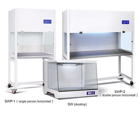 horizontal laminar airflow cabinet horizontal laminar air flow cabinet lab clean bench price