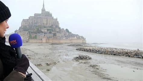 horaires marees mont michel horaire maree mont michel 100 images visiter le mont st michel unesco acc 232 s grandes mar 233 es