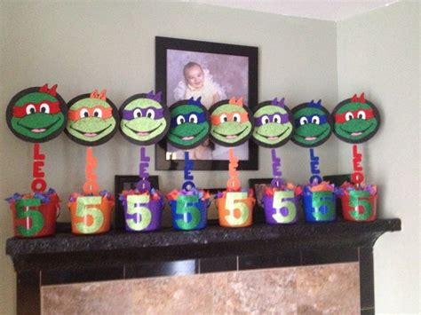 Turtle Decorations Diy by 78 Best Images About Ideas Mutant