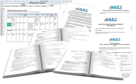 Marketing Package Template by 40 Discount Affiliate Marketing Template Package
