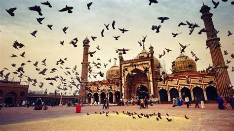 delhi heritage walking  india heritage
