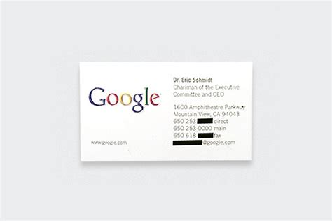 Business Cards Of The Legendary Celebrities Business Card Builder Ocr Cards Design Free Job Title Examples Templates Organizer Software In China