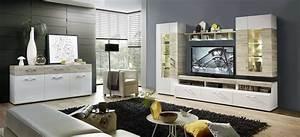 Moebel Guenstig24 : kommode spirit sideboard wohnzimmer esszimmer flur wei sandeiche ebay ~ Eleganceandgraceweddings.com Haus und Dekorationen