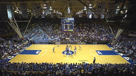 duke blue devils basketball stadium