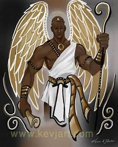 African American Male Guardian Angels The Second