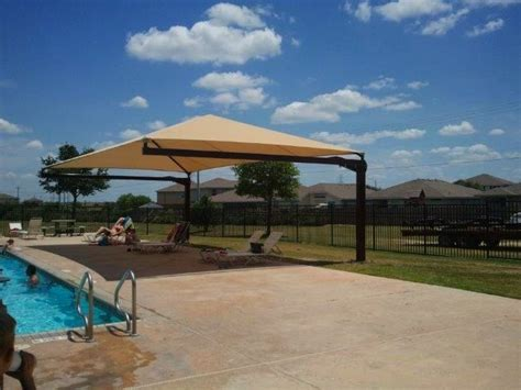 10 Best Swimming Pool Shade Structures Images On Pinterest