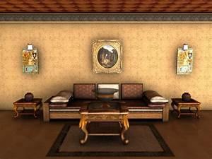 Banquette Salon Marocain : banquette marocaine art confort ~ Teatrodelosmanantiales.com Idées de Décoration