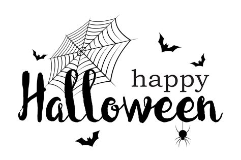✓ free for commercial use ✓ high quality images. Happy Halloween banner. Invitation letter and Message ...