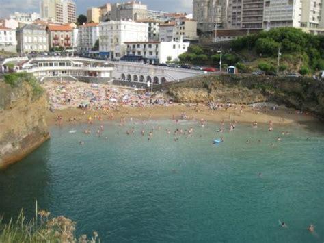 plage du port vieux btz picture of biarritz basque