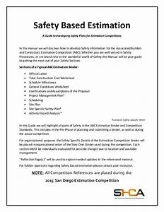 Safety Based Estimation Final