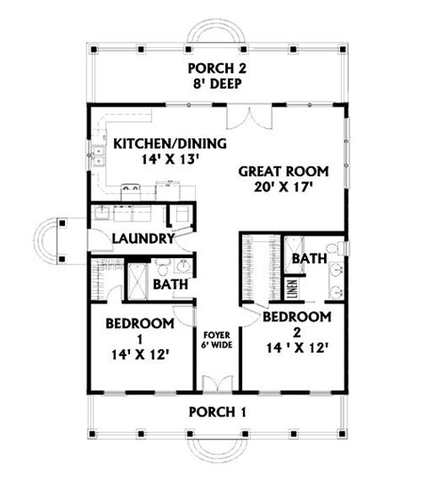 2 bedroom house floor plans open floor plan 2 bedroom house plans open floor plan photos and wylielauderhouse