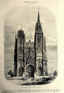 Gothic Churches & Cathedrals - Floor Plans, Drawings