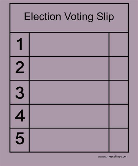 ballot template ballot templates april onthemarch co
