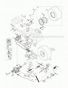 Troy Bilt Pony Parts Diagram