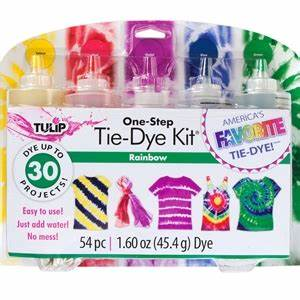 Tulip e Step Tie Dye Kit Neon 8 oz